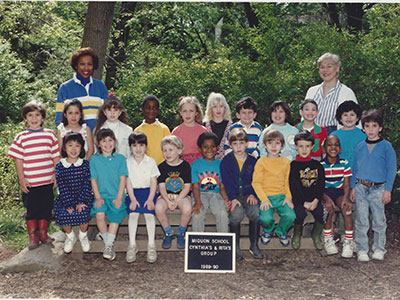 Miquon-Archives-class-photos-1990-Cynthia's-group