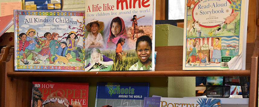 Books As Tools For Diversity Equity And Action The Miquon School